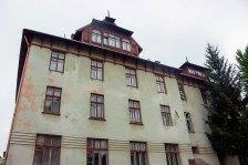 Колишня будівля гуртожитку «Академічного дому», зараз – корпус Української академії друкарства.
