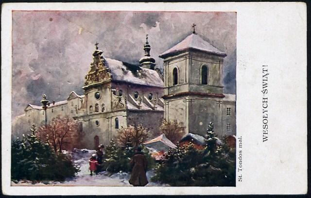 Станіслав Тондос. Веселих свят, 1927-1936 рр.