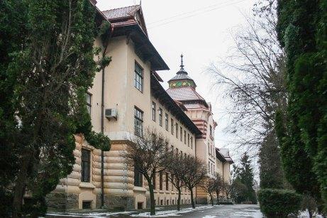 Колишня бурса Руського педагогічного товариства. Фото: Анастасія Нерознак