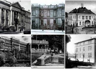 8 закладів, де лікувалися львів'яни на початку ХХ століття