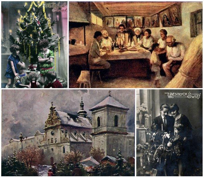Як святкували новорічні свята в Галичині сто років тому