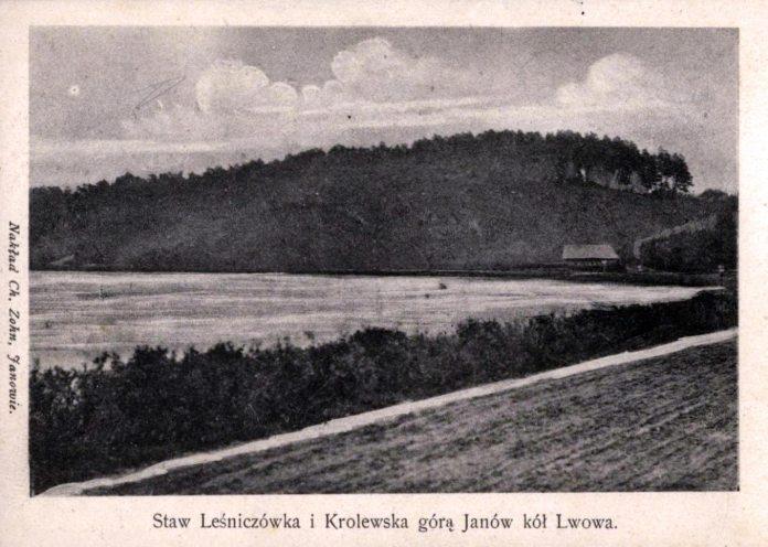 Янівський став і Королева гора http://if.lviv.ua/istoriya/