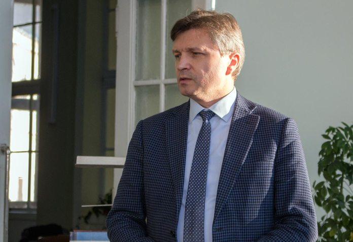 Проректор з науково-педагогічної роботи, кандидат технічних наук Олег Давидчак