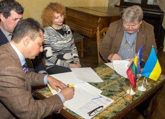 У Львові домовились про співпрацю між львівським історичним музеєм та литовським історичним музеєм Тракайського замку