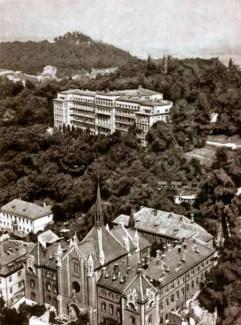 Санаторій каси хворих, 1930-ті рр.