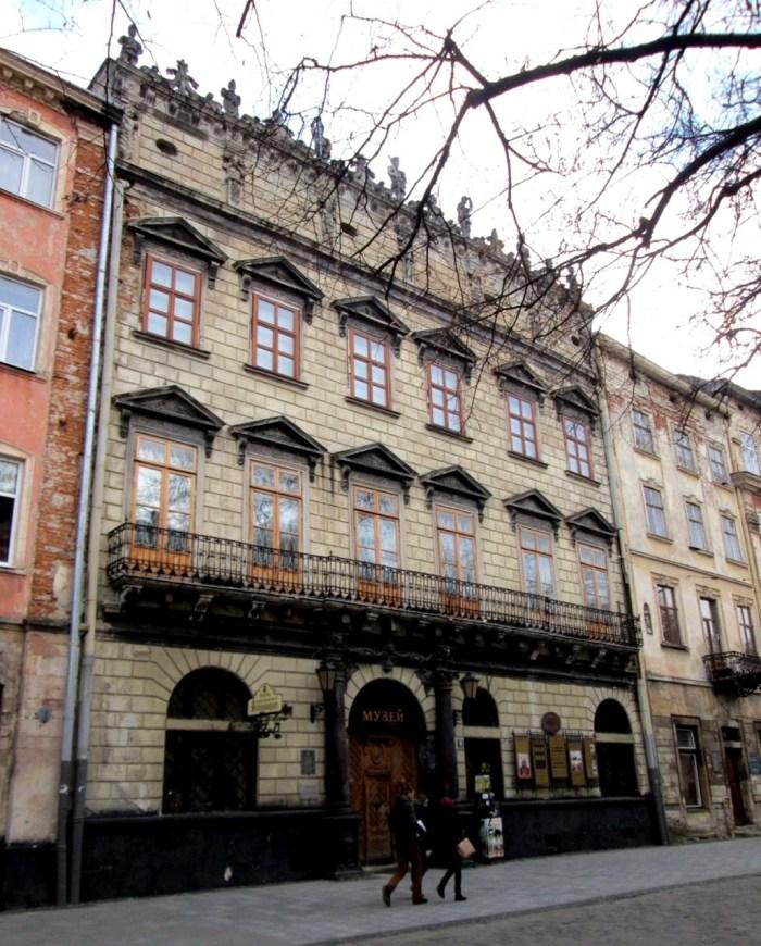 Будинок Корнякта на площі Ринок №6
