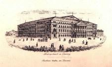 К.Ауер. Театр Скарбека, 1846-1847 рр.К.Ауер. Театр Скарбека, 1846-1847 рр.