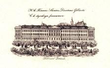 К.Ауер. Фінансова дирекція, 1846-1847 рр.