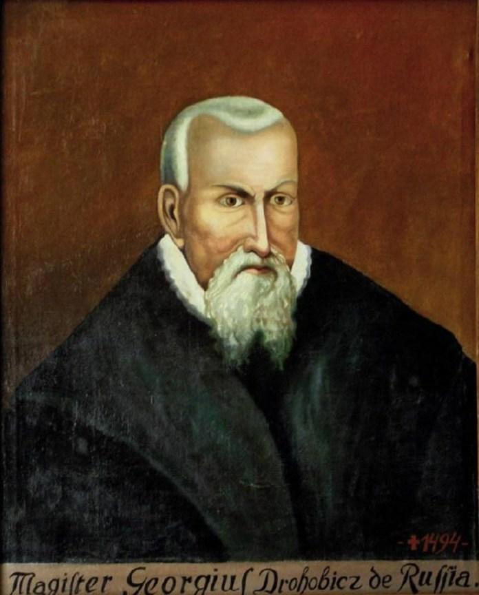 Юрій Котермак-Дрогобич. Фото з https://uk.wikipedia.org