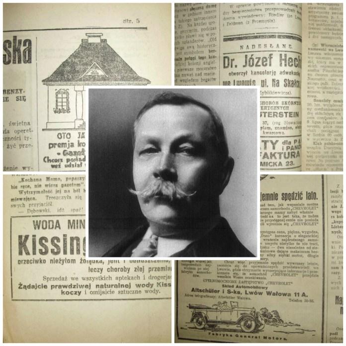 """""""Гаррі Поттер"""" початку ХХ століття і трохи реклами з львівської газети"""