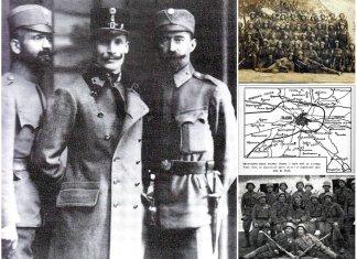 Створення УГА та бої за Львів взимку 1918–19рр.