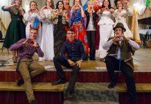 Благодійний музичний проект «Коляда за Життя» збирав гроші для на лікування Андрійка Саса