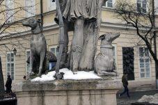 Собаки та Діана. Гартман Вітвер. Площа Ринок