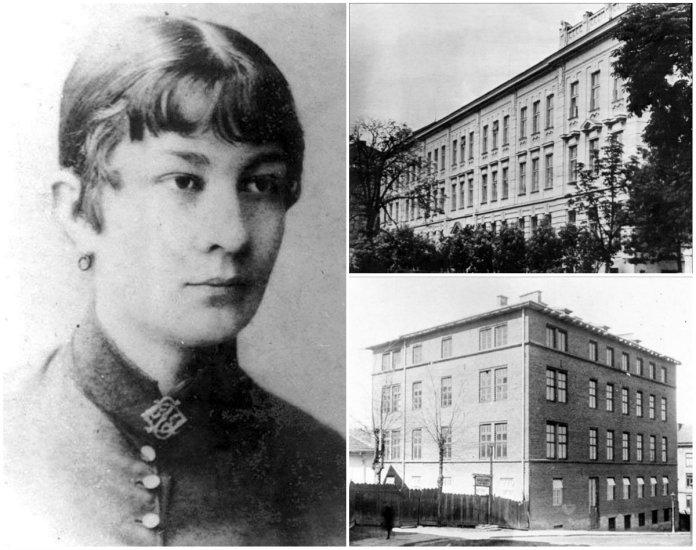 Софія Окуневська-Морачевська - перша лікарка Австро-Угорщини