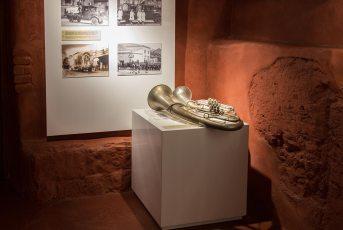 Експозиція музею пивоваріння