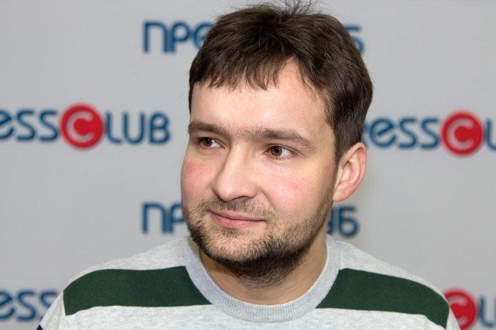 Координатор ГО «Гармонія і порядок» Дмитро Гудима