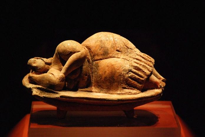 Спляча жінка. Фото з http://www.ancient.eu/image/245/