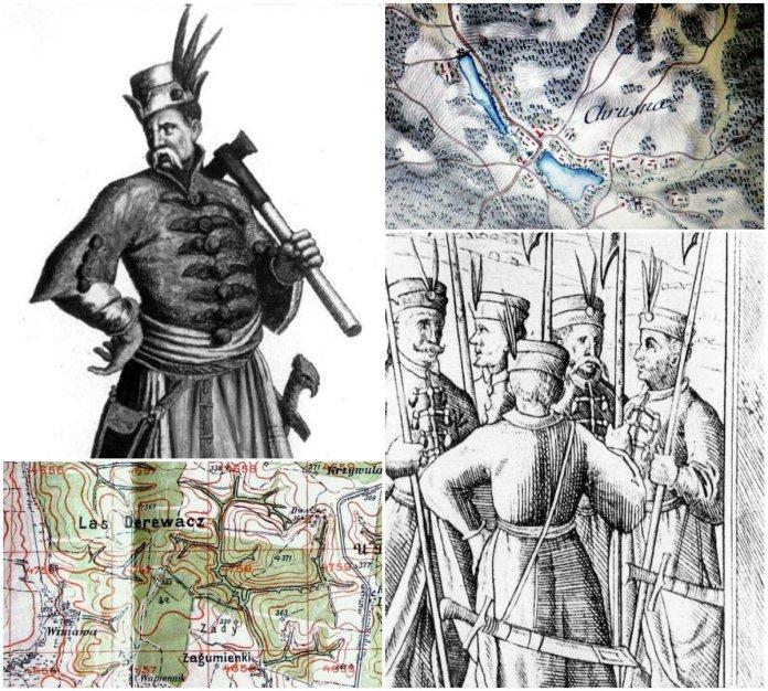 Податки – «четвертий гріш» у Щирецькому війтівстві, або «гайдучина» у Хоросно-Старому