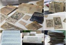 У Львові показали віднайдені унікальні архіви Служби безпеки ОУН