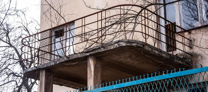 Львів, будинок по вул. Мельника, 21, фото Мирослави Ляхович