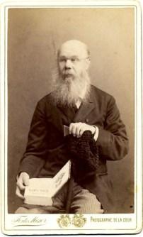 Олександр Кониський. Кінець XIX ст.