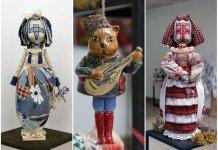 Півсотні авторів та близько 1000 ляльок зібрались на фестиваль «Етно'лялька 2017»