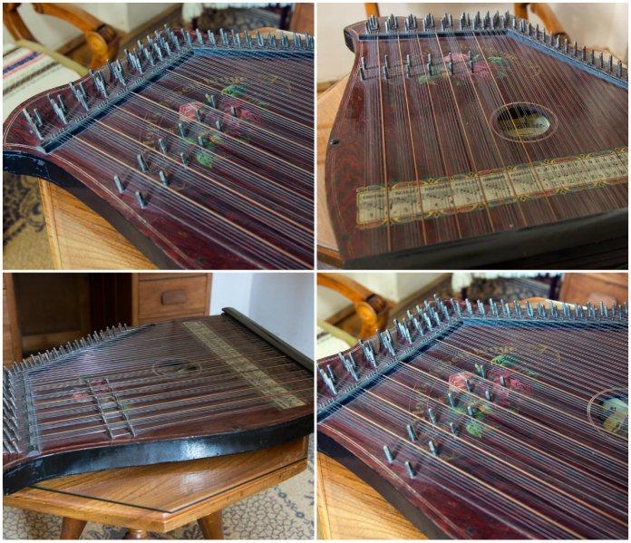 Цитра, або музичний інструмент, про який у Львові забули