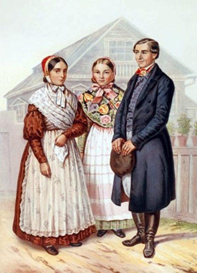 Німецькі колоністи