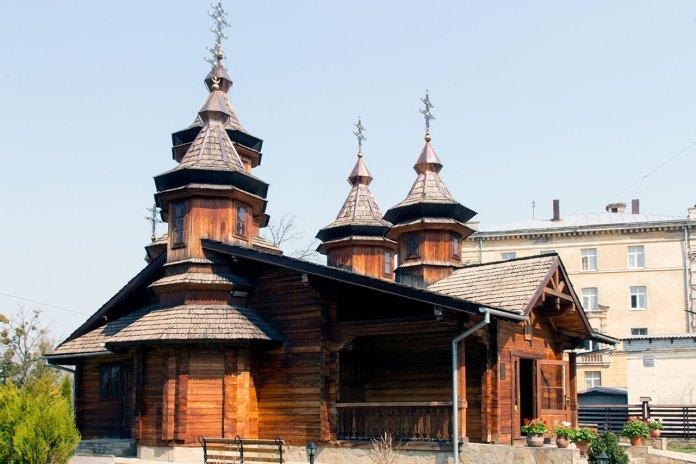 Студентський храм блаженного священномученика Олексія (Зарицького)