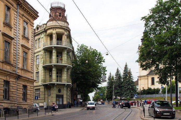 Вулиця Степана Бандери, 2017 р.