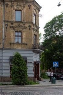 Вулиця Степана Бандери, 9