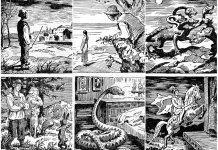 Закарпатські казки в ілюстраціях видатного львівського графікаЗакарпатські казки в ілюстраціях видатного львівського графіка