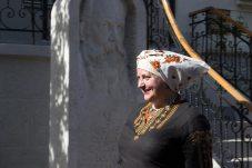 Хусткування в музеї Михайла Грушевського у Львові