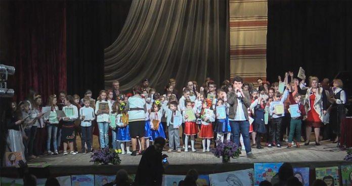 У Львові відбувся фінал щорічного міського фестивалю-конкурсу «І слово, і пісня, Матусю, тобі»