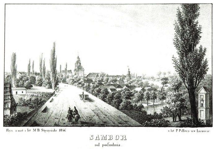 Самбір, 1846