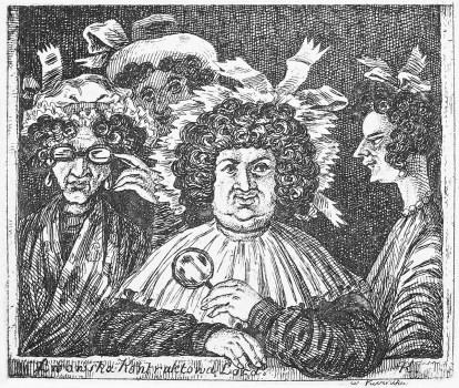 Каєтан Вінцент Кєлісінський. Персонажі балу у Львові, 1841