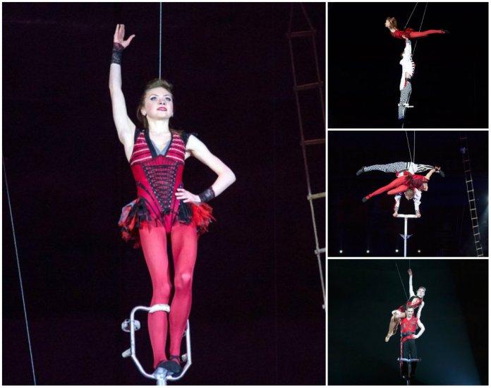 Повітряна гімнастка — від цього захоплює дух!