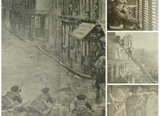 Кримінал сто років тому, або львівська газета про затримання грабіжників у Англії
