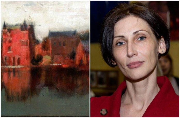 Відчуття, Неаполь та «Неаполітанські жінки» Ніни Резніченко