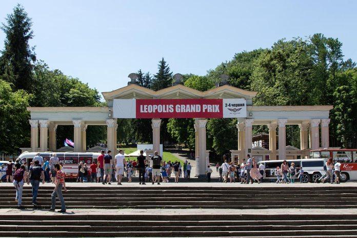 Фестиваль ретро-автомобілів «Leopolis Grand Prix 2017»