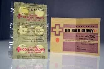 Таблетки «Od bolu glowy»