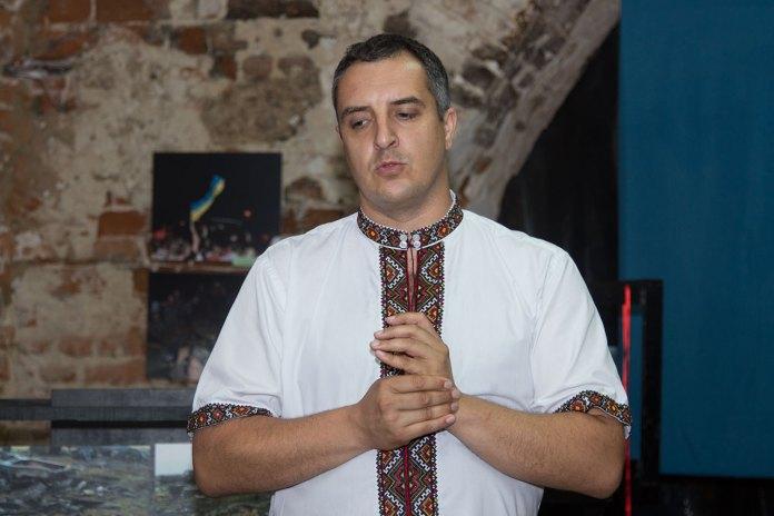 Голова Львівської обласної ради Олександр Ганущин