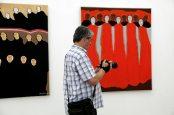 """Відкриття виставки живописного проекту """"У пошуках ідентичності"""""""