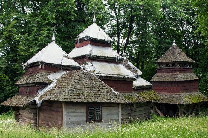 Церква Богоявлення Господнього у Кугаєві, 2017 р.