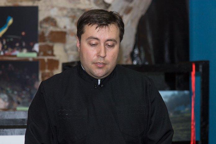 о. Тарас Михальчук