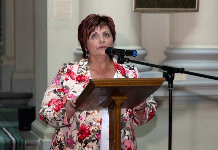 Голова Ради з питань культури Світового Конґресу Українців Анна Кісіль