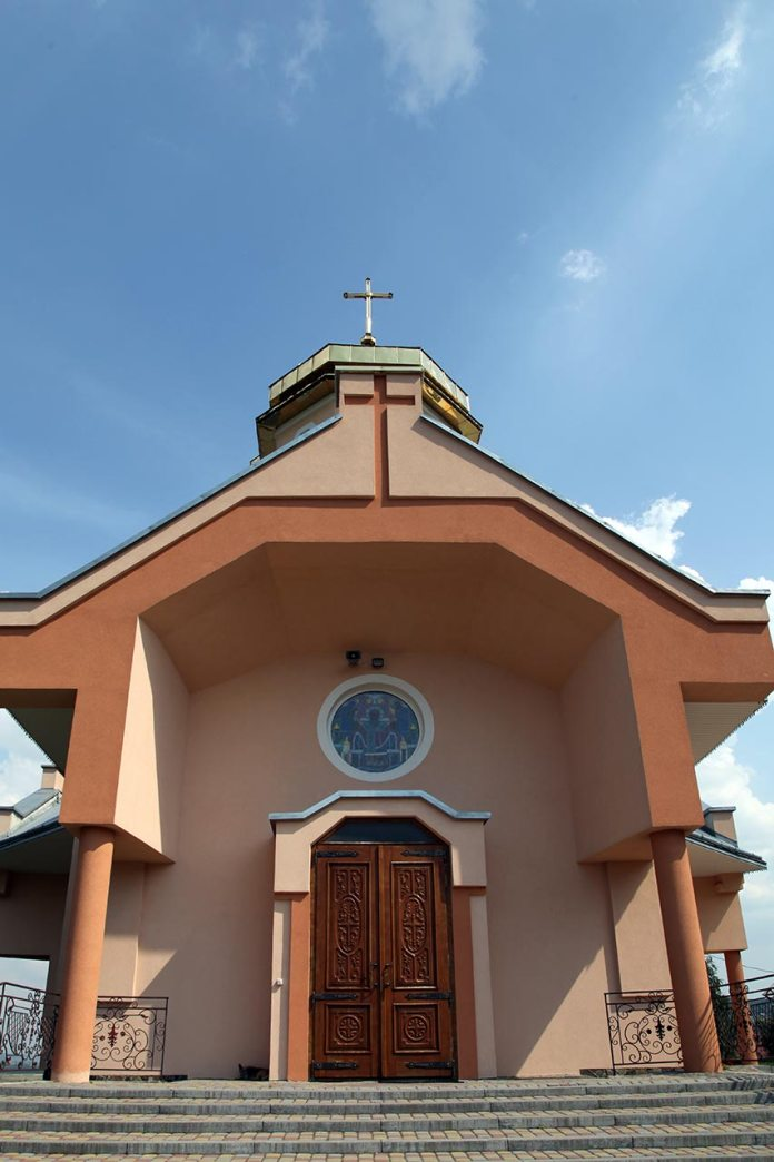 Церква святого Миколая в селі Відники Пустомитівського району Львівської області