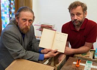 У Львові стартував проект «Порятунок друкованої (книжкової) культурної спадщини»