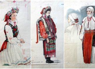 Вперше за 50 років 49 акварельних малюнків Олени Кульчицької покажуть у Львові