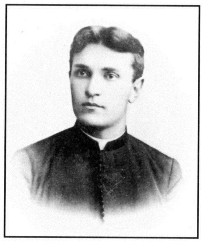 Отець Михайло Попель – батько майбутнього шахіста